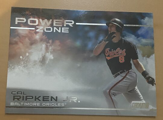 Cal Ripken Jr. Stadium Club 2019 PZ-6 Item Image