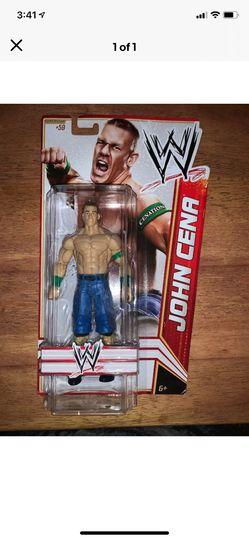 New John Cena action figure Item Image